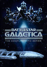 Battlestar Galactica ~ The Complete Epic Series ~ NEW 10-DISC DVD SET