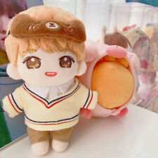 20cm/8'' KPOP NCT Plush RENJUN Doll Toy with Clothes New Original From RenJunBar