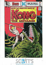 Kong the Untamed  #4  FN