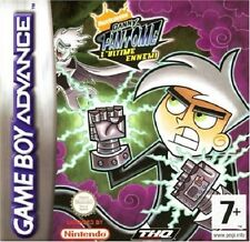 DANNY FANTOME  :  L'ULTIME ENNEMI            -----   pour GAME BOY ADVANCE  ----
