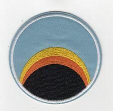 Espace 1999 Alpha Moonbase Sunrise Logo Uniforme Veste Patch 3 inches Grand