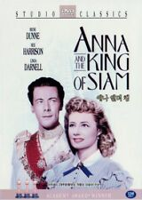 Anna and the King of Siam (1946) Irene Dunne / Rex Harrison DVD NEW *FAST SHIPPI