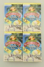 Margaritaville Pina Colada Singles to Go 6 Packets X 4 Boxes =24 Packets New