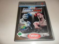 Playstation 2 ps 2 wwe smackdown vs. raw 2006 [platinum]