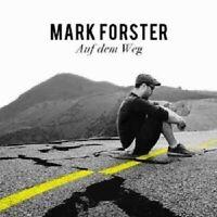 MARK FORSTER - AUF DEM WEG  CD 2 TRACK SINGLE NEU