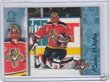 1997-98 Pacific Omega Ice Blue #104 Kevin Weekes rookie card parallel RC /67