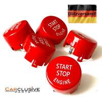 Start Stop Knopf Startknopf Button Rot für BMW F20 F21 F30 F31 F32 F80 F82 F10