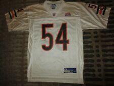 Brian Urlacher #54 Chicago Bears NFL Super Bowl Reebok Jersey M Medium mens