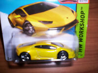 LAMBORGHINI - HURACAN LP 610-4 - HOT WHEELS - SCALA 1/55