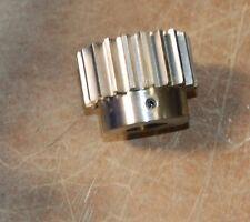 """Linn Gear, 8Fs20, 20 Tooth Gear 1"""" Bore x 1/4"""" Key 1 Set Screw, New no Box"""