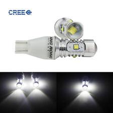 2x T15 W16W LED Ampoules 25W Haute Puissance Feux de Recul Arrière Blanc Xenon