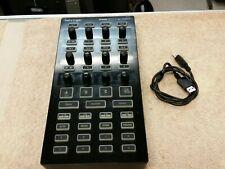 BEHRINGER MIDI CONTROLLER CMD DV-1 Good Condition Free Shipping!!
