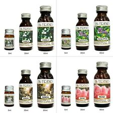 Essential Oil 5ml 30ml 60ml 100% Pure & Natural Oils inc Lavender Tea Tree