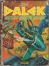 More details for very rare: the dalek outer space book, 1966. doctor who