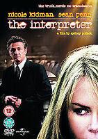 The Interpreter (DVD, 2010) New Sealed Free Post