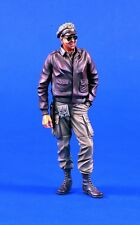 VERLINDEN 487 - USAAF FIGHTER PILOT WWII - 120mm RESIN KIT NUOVO