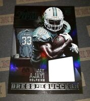 E7 2015 Rookies and Stars JAY AJAYI Dress for Success Jersey Rookie RC Eagle