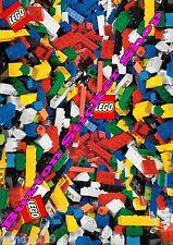 3 x STICKER BOMB LEGO EURO DRIFT Vinyl Decal VW Golf DUB Superman Batman