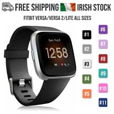 For Fitbit Versa 2/Versa Lite/Versa Replacement Silicone Watch Strap Sport