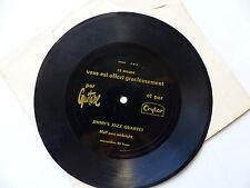 Disque souple flexi Magazine Guitare / Crylor JIMMY ' S JAZZ QUARTET Half past