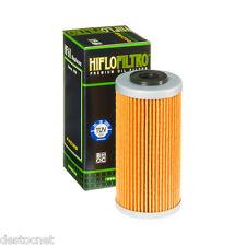 Filtre à huile De Qualité HF611 BMW G 450 X 09-11 / Husqvarna TC SM 449 12-13