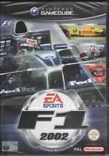 F 1 2002 (Formula 1)  Videogioco Nintendo Gamecube Nuovo Sigillato