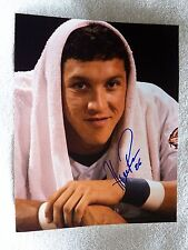 Detroit Tigers Hernan Perez Signed 8x10  Photo Auto
