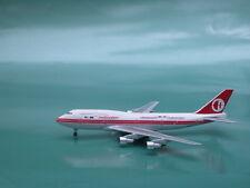 Malaysian Airlines B-747-300 (9M-MHK),KL-LA 86 livery, 1:400, Phoenix