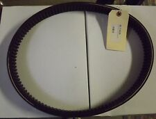 GOLF CART EZ GO DRIVE BELT 2CY GAS 1988 ONLY OEM#23557-G1 PART RED HAWK BLT-0020