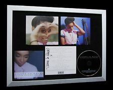 LIANNE LA HAVAS+SIGNED+FRAMED+LOVE BIG ENOUGH=100% AUTHENTIC+FAST GLOBAL SHIP!!