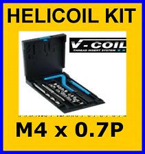 4.0mm x 0.7p V-COIL HELICOIL THREAD REPAIR KIT
