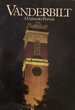1987 Vanderbilt A University Portrait HC/DJ Photos of It's History & Today
