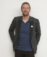 Chris Martin UNSIGNED photo - D491 - Lead vocalist and pianist with Coldplay