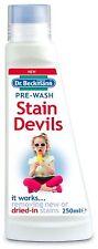 DR BECKMANN PRE-WASH STAIN DEVILS 250ml