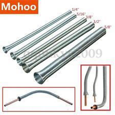 """5 in 1 Spring Steel Bending Tube Kit 1/4"""" 5/16"""" 3/8"""" 1/2"""" 5/8"""" O.D. 21cm Length"""