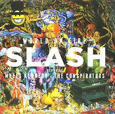 Slash World on Fire 2 X Vinyl LP & Myles Kennedy The Conspirators