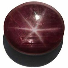 SIERRA LEONE Star Ruby 19.40 Cts Natural Untreated Purple Oval