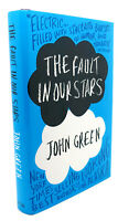 John Green THE FAULT IN OUR STARS  1st Edition Early Printing