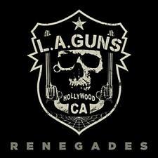 Lp-L.A. Guns-Renegades (Lim Clear Vinyl VINYL NEW