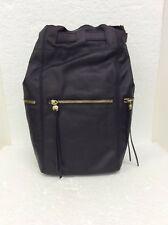 Hobo Genuine Leather Phoenix Black Backpack Handbag Purse Retail $258