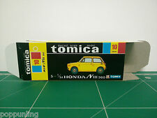 REPRODUCTION BOX for Tomica Black Box No.10 Honda NIII 360