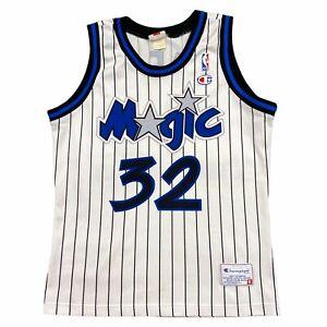 Orlando Magic Champion Shaquille O'Neal Jersey   Vintage NBA Basketball Sports