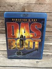 Das Boot Director's Cut (Blu-Ray Disc, 2011) Wolfgang Petersen Film Vg