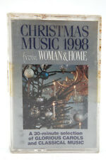 CHRISTMAS MUSIC 1998 FROM WOMAN & HOME CASSETTE 11 TRACKS VARIOUS ARTISTS PROMO
