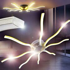 Deckenlampe LED Design Küchen Strahler Deckenleuchten Wohn Zimmer Leuchten Flur