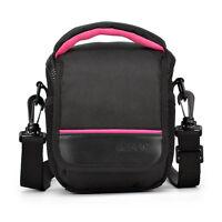 Digital Camera Case Bridge Compact System Mirrorless Comfort Carry Shoulder Bag
