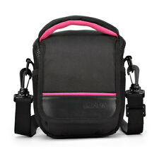 Digital Camera Case Bridge Compact System Mirrorless Comfort Carry Shoulder Bag