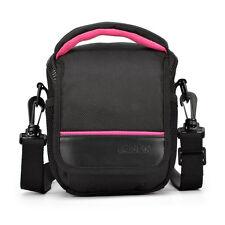 Digital Camera Bridge Compact System Mirrorless Comfort Carry Case Shoulder Bag
