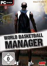 World Basketball Manager Tycoon PC ! NIP