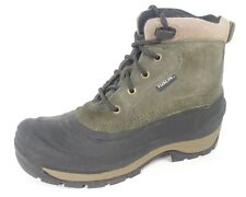 Yukon Whistler Mens 10 M Thermo Lite Insulated Flux Fur Insoles Waterproof Boots